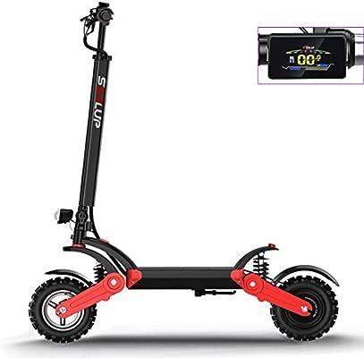 WXJZ Patinete Electrico,500W Scooter Electrico Patinete ...