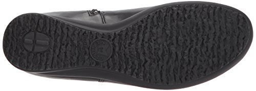 Mephisto Women's Fiducia Ankle Bootie, Black Silk/Cubic, 11 M US by Mephisto (Image #3)