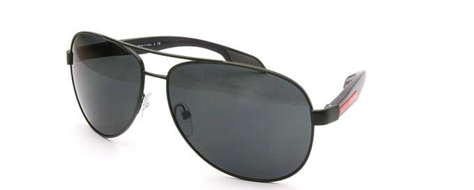 Prada Sport - Gafas de sol Aviador Mod. 53Ps Sole para ...