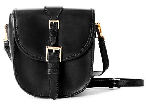 Isaac Mizrah JANE Crossbody Genuine Leather Camera and Tech Bag  in Genuine Leather