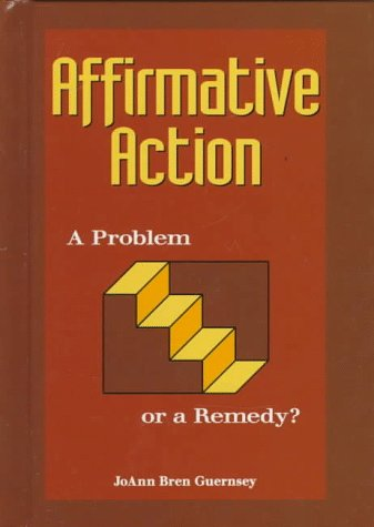 the importance of the issue of affirmative action and its effects Next article in issue  examining the effects of affirmative action on the odds of leaving school, a clear indicator of some sort of problem with the school as .