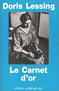 Le carnet d'or, Lessing, Doris