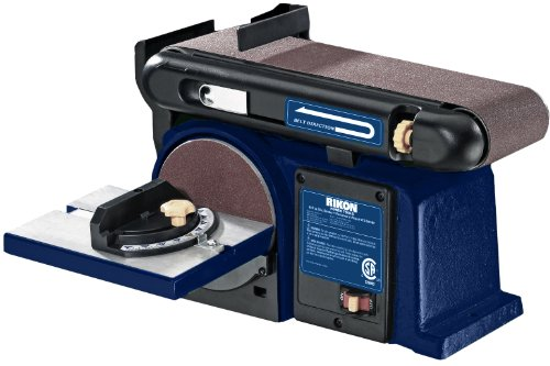 Used, Rikon Power Tools 50-112 4-Inchx36-Inch Belt 6-Inch for sale  Delivered anywhere in Canada