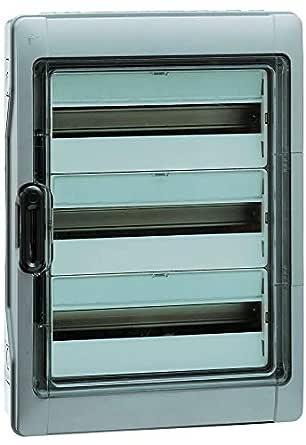 Legrand IP65 IK09 601983 - Caja magnetotérmicos (3 filas, 36 módulos 622 x 340 x 161 mm): Amazon.es: Industria, empresas y ciencia