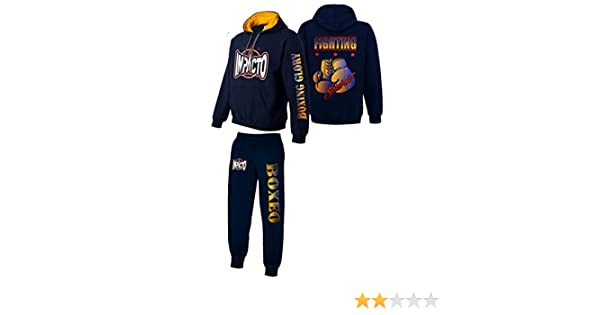 IMPACTO-Chandal Boxing Glory Small (S): Amazon.es: Deportes y aire ...