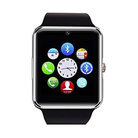 Buyee GT08 - Reloj Inteligente con Bluetooth para Samsung ...