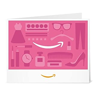 Amazon Gift Card - Print - Beauty Icons (B01M1JRMD5) | Amazon price tracker / tracking, Amazon price history charts, Amazon price watches, Amazon price drop alerts