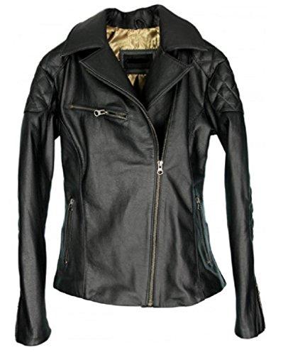 n Leather Jacket Black,XX-Large ()