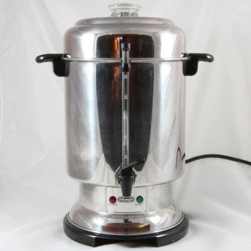 - Delonghi DCU62 Ultimate Coffee Urn
