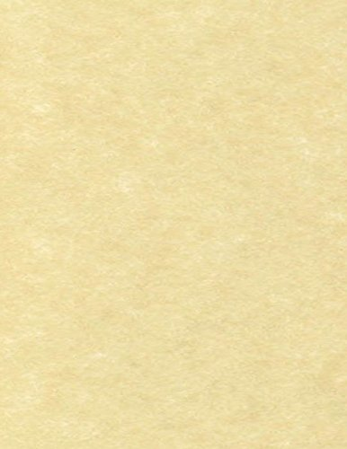 8 1/2 x 11 Cardstock - Gold Parchment (50 Qty) | Perfect for Printing, Copying, Crafting, various Business needs and so much more! | 81211-C-41-50 by Envelopes.com