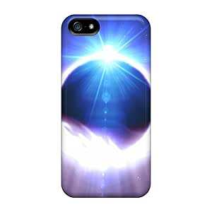 Special M.box Skin Case Cover For Iphone 5/5s, Popular Mystic 3d Eye Phone Case