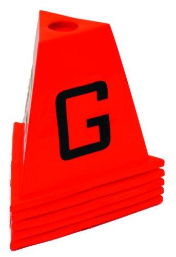 Champion Sports Stackable Sideline Marker Set ()