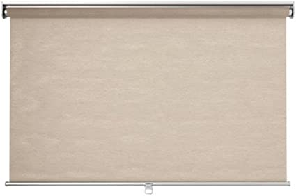 New RINGBLOMMA Roman blind Beige Color Different Size Polyester--Brand IKEA