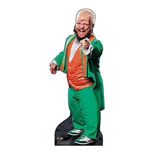Fun Express - Wwe Hornswoggle Standup - Party Supplies - Licensed Tableware - Misc Licensed Tableware - 1 Piece -