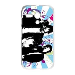 Motorola G Cell Phone Case White The Kooks 003 LAJ7144151