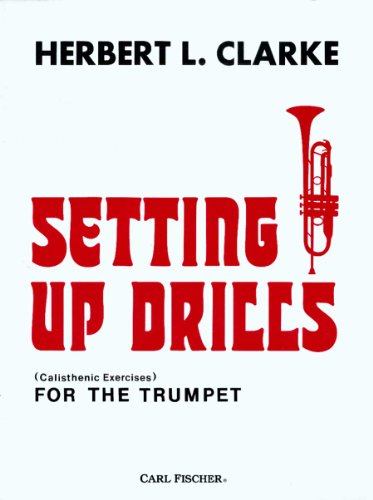O2282 - Setting Up Drills for the Trumpet - Clarke
