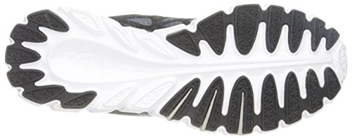 Fila Men's Memory Sendoff Cross-Trainer Shoe, Black/Black/Metallic Silver, 11.5 M US