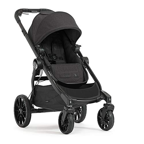 Baby Jogger City Select LUX Stroller, Granite