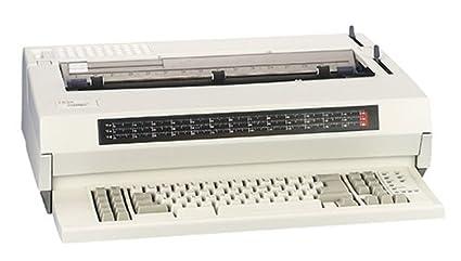 ibm wheelwriter 3500 typewriter manual