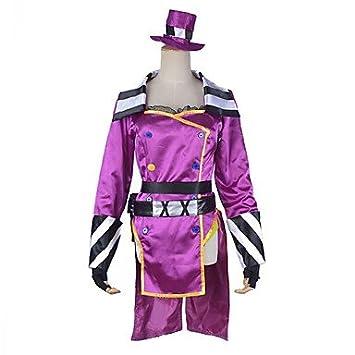 QFJ Borderlands Mad Moxxi Cosplay Costume  Male  M  sc 1 st  Amazon.ca & QFJ Borderlands Mad Moxxi Cosplay Costume Male M Accessories ...