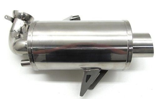 (SNO Stuff Rumble Pack Single Canister Silencer 331-412)