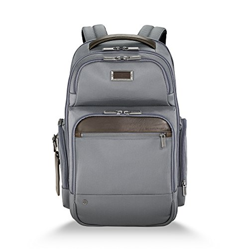 Briggs & Riley @work Medium Cargo Backpack, Gray