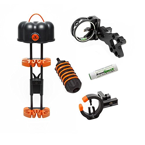 30-06 Outdoors.30-06 Saber 5Pc Bow Package Orange Accent by 30-06 OUTDOORS LLC
