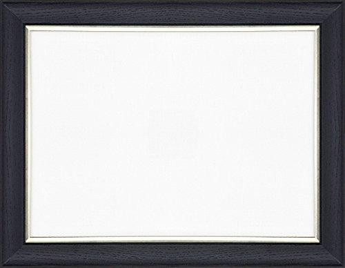 同志舎 油彩用額縁 キュート アクリル仕様 壁用フック付 (F8, 黒) B01M7Y7PFC F8|黒 黒 F8