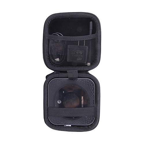 Aenllosi Hard Travel Case for NETGEAR Nighthawk M1 Mobile Hotspot Router (MR1100)