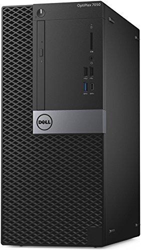 Dell Optiplex 7050   Intel 7th Gen i7-7700 Quad Core   16GB DDR4   256GB SSD   Win 10 Pro   Mini Tower (Certified Refurbished)