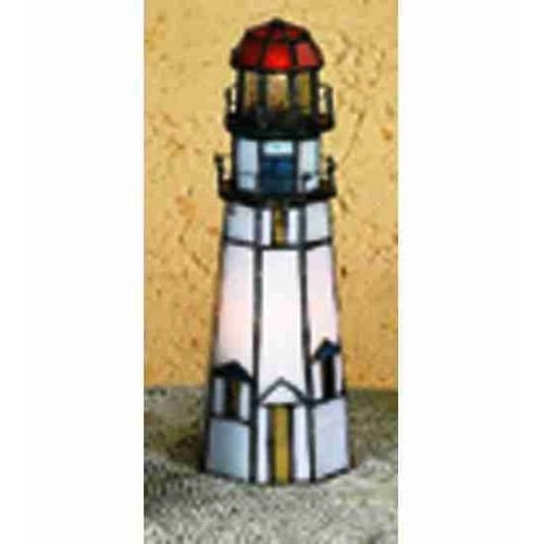 Meyda Tiffany 20536 Stained Glass / Tiffany Specialty Lamp from the Animal Sculp, Tiffany Glass