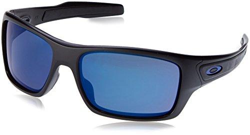 Turbine Sunglasses Matte Black w/Ice - Oakley Sunglasses Hijinx