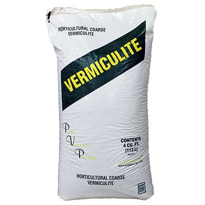 Coarse Vermiculite, 4 cubic foot bag