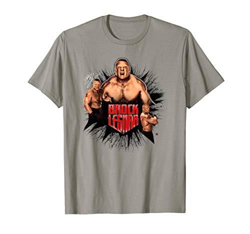 (WWE Brock Lesnar Glowing Burst)