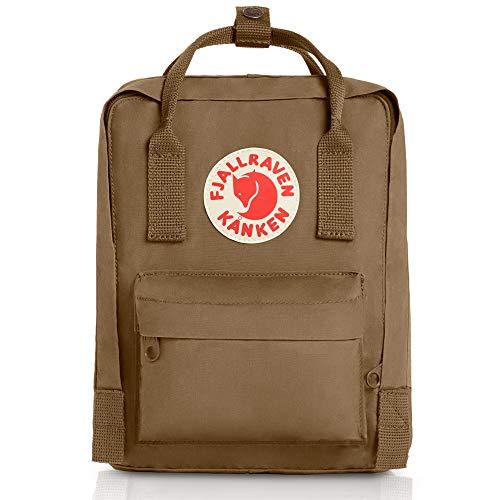 Fjallraven - Kanken Mini Classic Backpack for Everyday, Sand