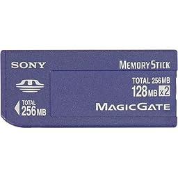 Sony 128 MB X2 Memory Stick Select Media (MSH-128S2)