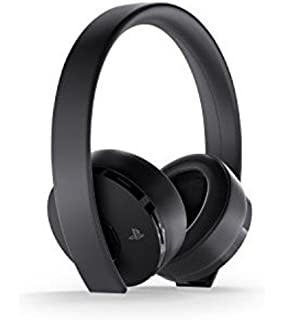 e23eb5a3e68 Sony PlayStation Gold Wireless Headset 7.1 Surround Sound PS4 New Version  2018