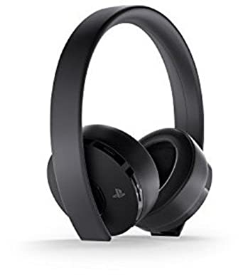Amazon.com: PlayStation Gold Wireless Headset - PlayStation ...