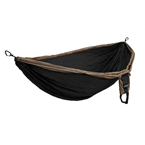 ENO Eagles Nest Outfitters - Double Deluxe Hammock, Portable Hammock for Two, - Nest Hammock Eagle Double