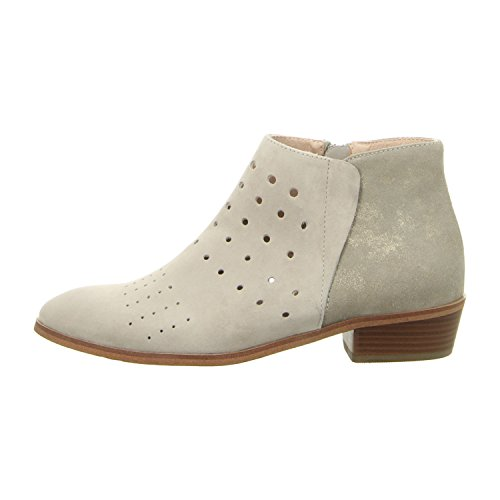 Regarde le ciel Damen Halbschuh/Stiefelette light pewter (Grau) MANDY 401 light/pewter