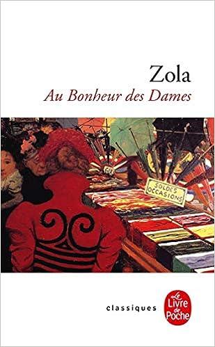 Amazon Fr Au Bonheur Des Dames Emile Zola Sophie Guermes Sophie Guermes Livres
