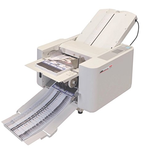 MBM 408A AUTOMATIC PROGRAMMABLE TABLETOP PAPER FOLDER by MBM