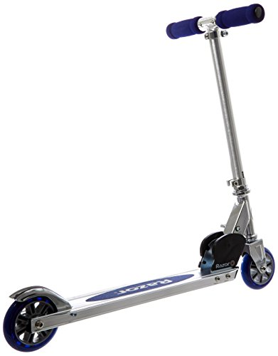 Lowest Price Razor A Kick Scooter Blue Free Shipping