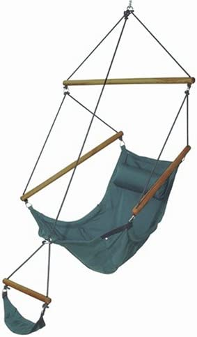 Byer of Maine Model A211005 Swinger Chair Forest Green