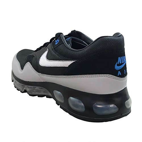 Nike Heren Air Max 360 Le Sneakers Nieuwe, Blauw Grijs, 318.510-011 Sz 13