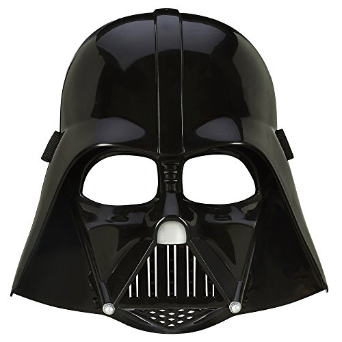 [Star Wars Rebels Darth Vader Mask] (Childrens Santas Helper Costume)