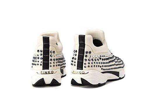 Zapatillas Pinko Zapatillas Zapatillas Blanco Para Pinko Blanco Pinko Para Mujer Para Mujer wR8xAwqdn