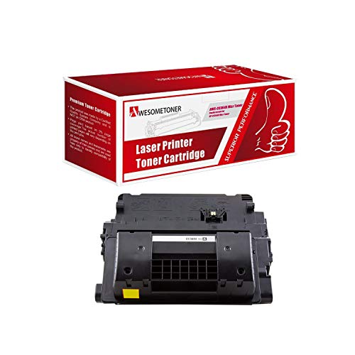 (Awesometoner Compatible 1 Pack CC364X MICR Toner Cartridge for HP Laserjet P4015 N TN X Yield 24000 Pages)