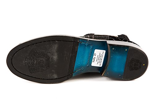 Womens Schwarz Boots Melvin Hamilton Chelsea Sally Black 25 amp; EwwBqfF