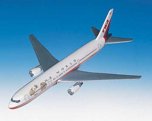 Transworld Airlines B757-200 1/100 Scale Aircraft -
